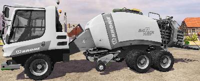 KRONE BIG XBIG 500